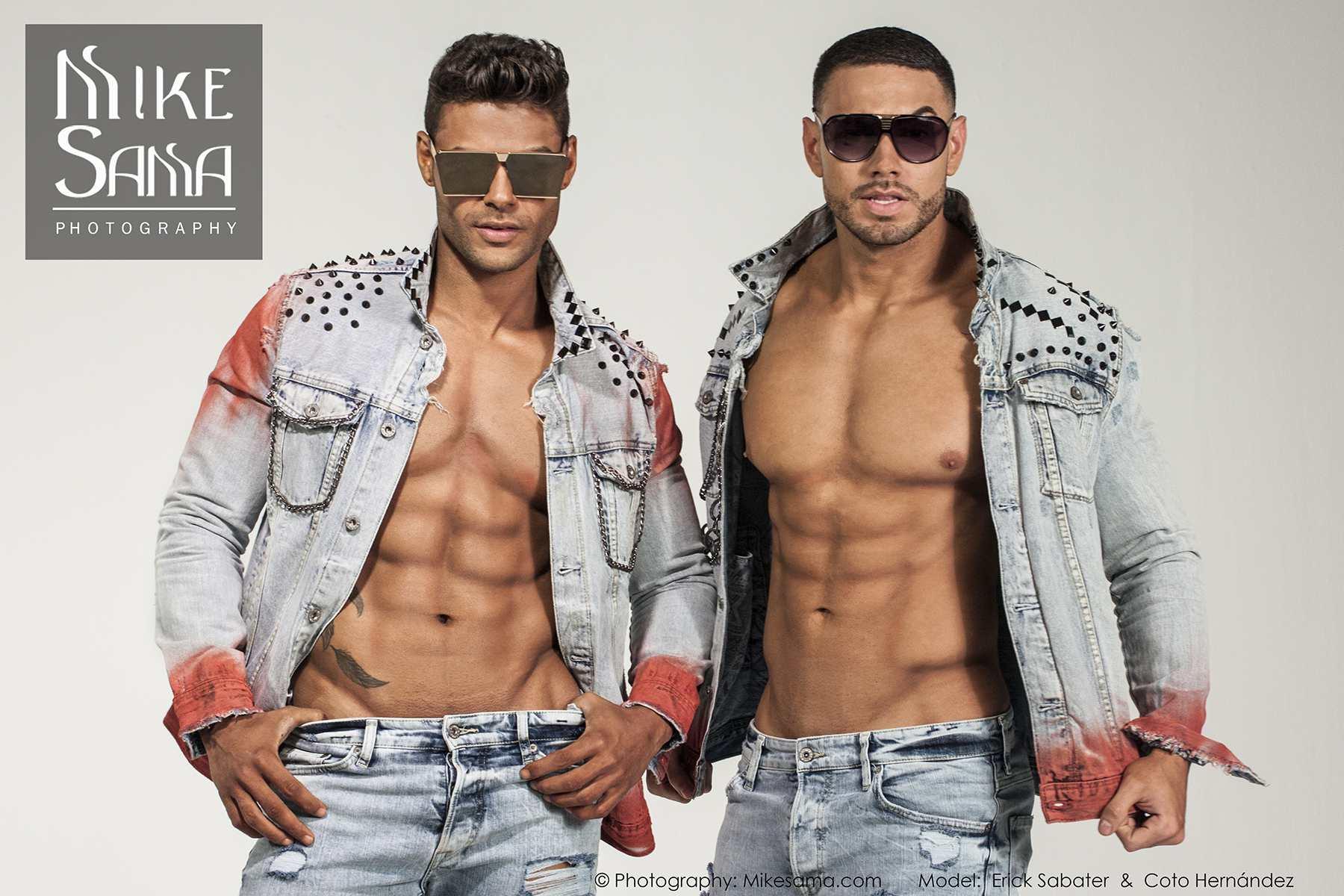 Erick Sabater y Coto Hernandez