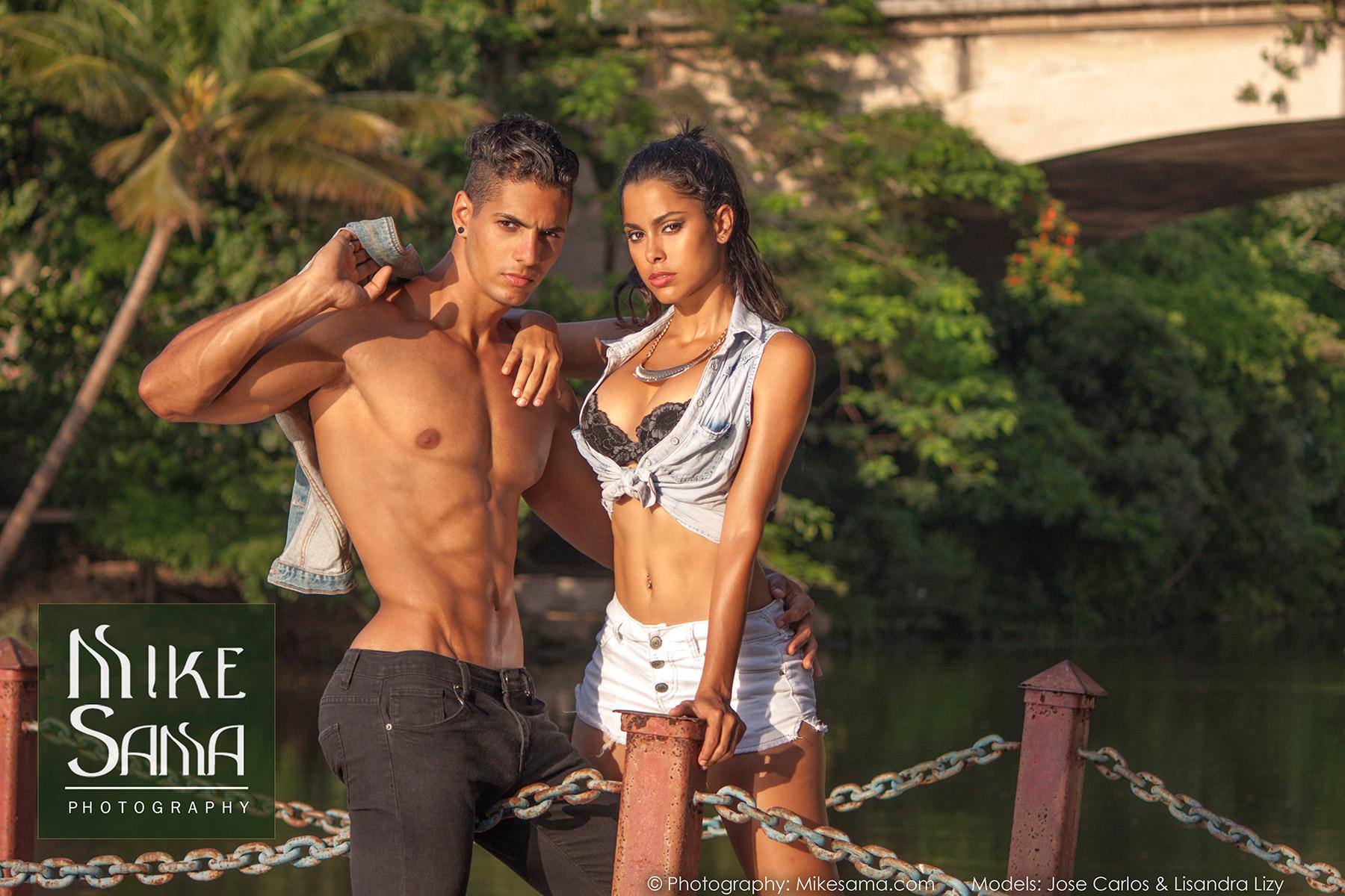 Lisandra y Jose Luis